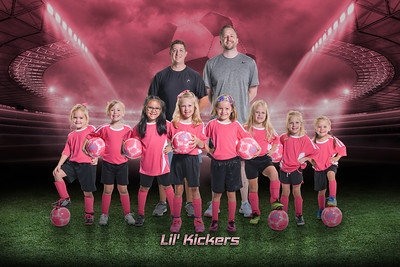 2019 Fall Soccer- U6 Girls
