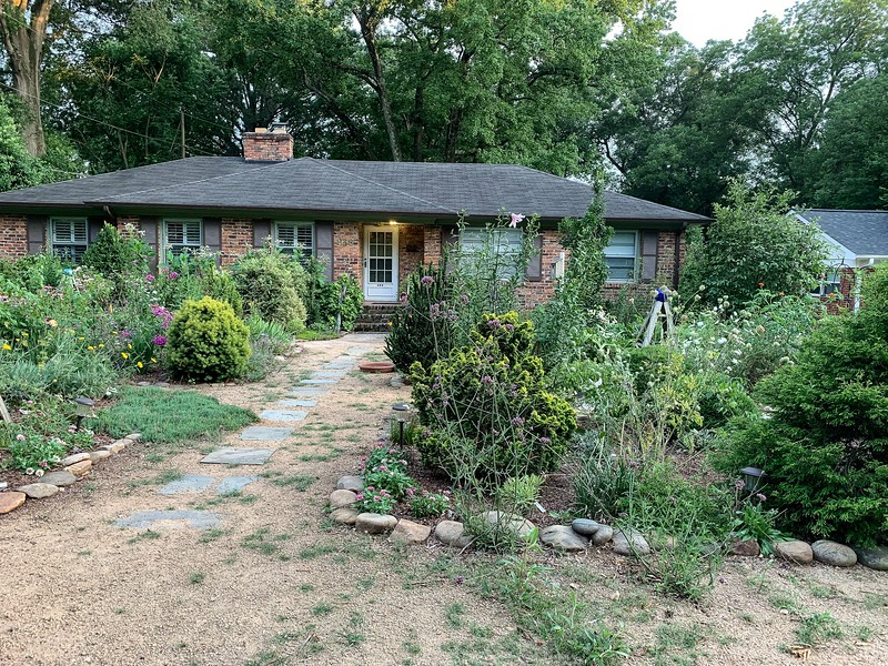 Lindie Wilson's House and Garden