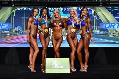 Bikini Masters 35+ B