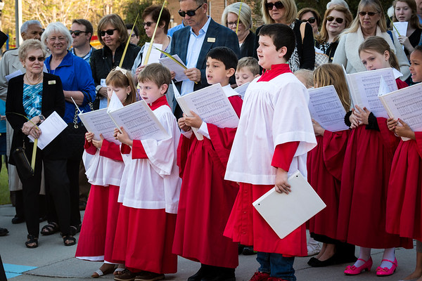 Palm Sunday Children's Choirs