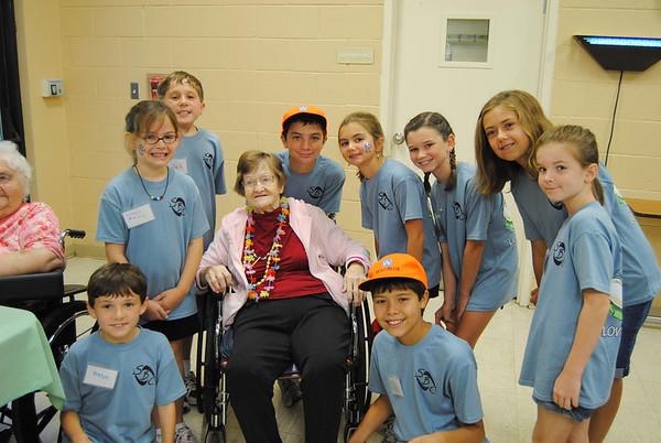 Southside, Visits to Nursing Homes