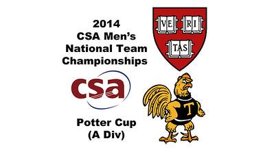 2014 Men's CSA National Team Championship Videos