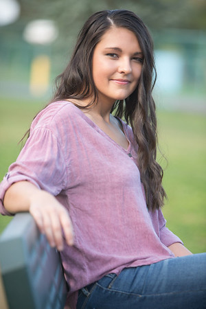 Senior Portrait: Kayla Picks