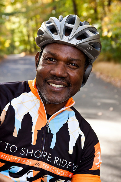 MS Bike Race - Collin