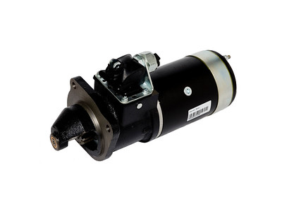 FORDSON SUPER AND STANDARD MAJOR SERIES ENGINE STARTER MOTOR 11T 12V