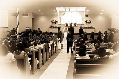 Arsenia & Ed Wedding