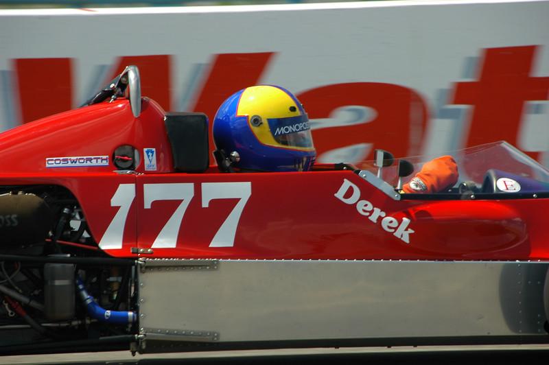 Derek Harling /  1976 Lola T460