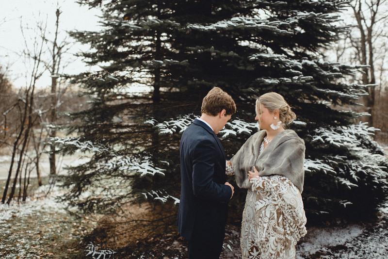 Requiem Images - Luxury Boho Winter Mountain Intimate Wedding - Seven Springs - Laurel Highlands - Blake Holly -562.jpg