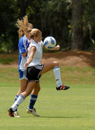 Soccer Tarpon Springs 08/16/08