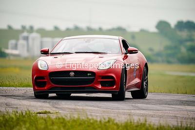 13 Red Jaguar