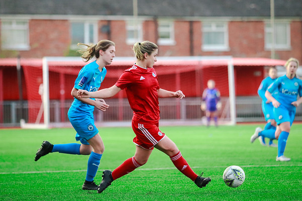 Worthing Women FC vs Billericay Town LFC 29/12/19