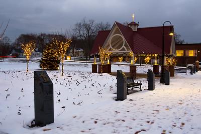 St Paul Snow
