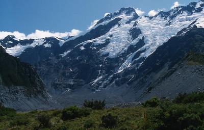 New Zealand 1994: the Milford Trek