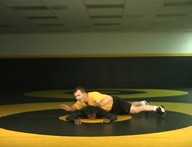 Weight on circle drill