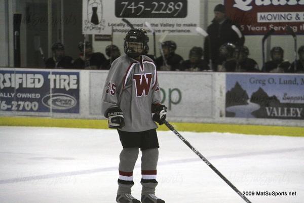 Wasilla VS Dimond 11-20-2009
