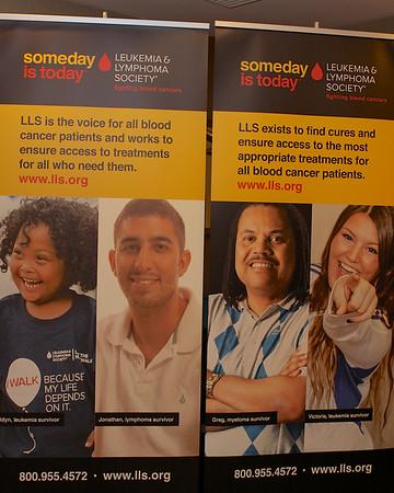 Leukemia & Lymphoma Society - Man and Woman of the year 2015