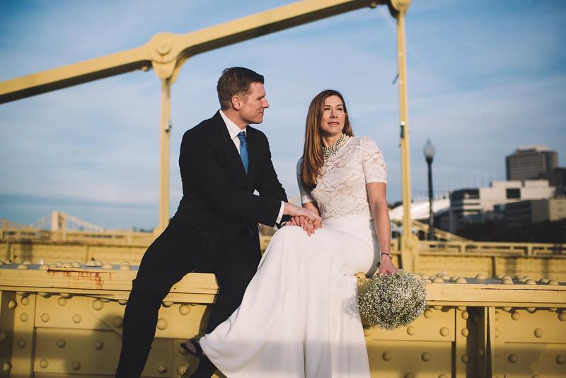 Pittsburgh Elopement Photographer - Monaco Bridge Downtown - Hadley-279.jpg