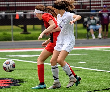 HS Sports - Grosse Ile vs. Wixom St. Catherine Girls Soccer District