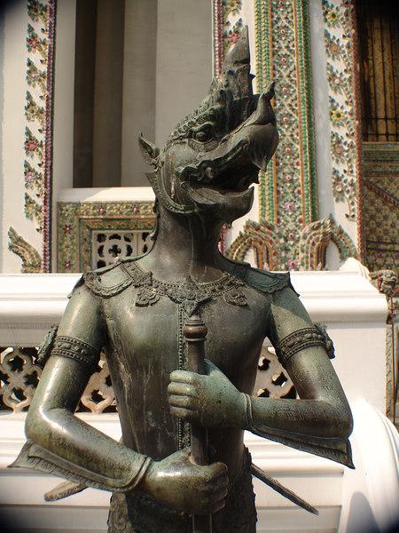 2006 Bangkok with Teddi