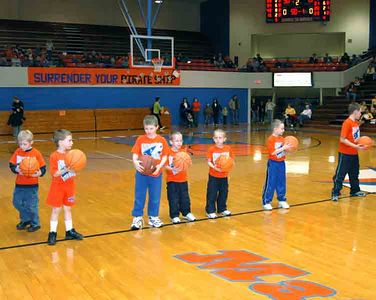 Marshall County First & Second Grade Little Dribblers - 01/31/05