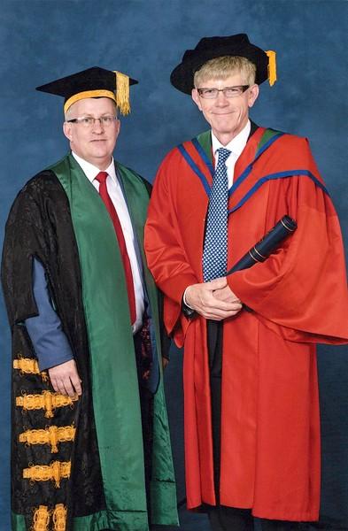 2019_ Jay Belfast Doctorate