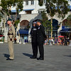 Royal Gibraltar Police Passing Out Parade at Casemates Square