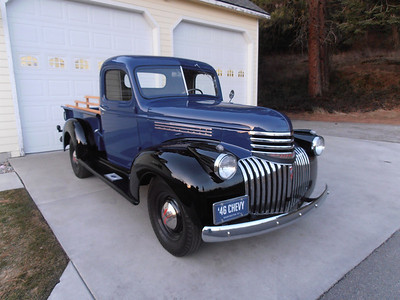 1946 Chevy Pick Up- SOLD