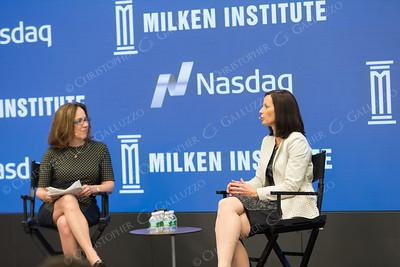 Milken Institute Event