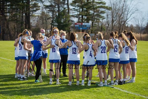 2021-4-20 WHS Girls Lacrosse vs Windham