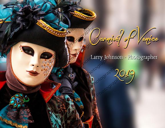Venice - Carnival of Venice 2019