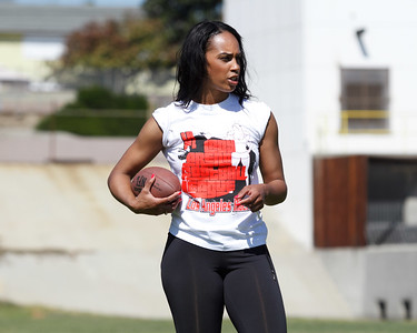 Lady Arena Football League - Los Angeles Tryouts (03/03/2012)