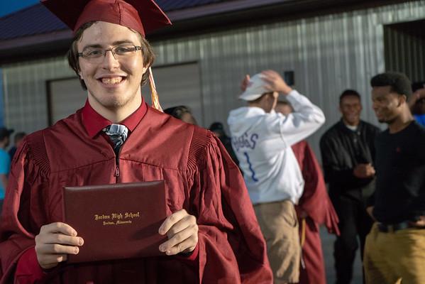 2018 Caleb Graduation