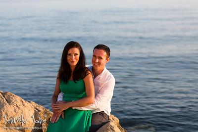 Joanne and Brian - Pre Wedding Shoot, Marbella
