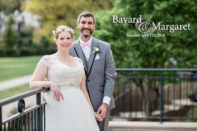 Bay and Maggie: Married April 13th, 2019