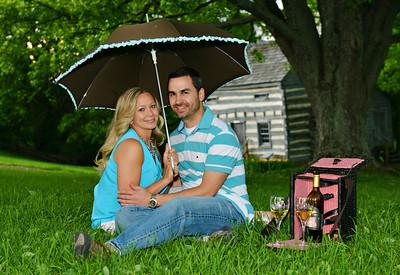 Jeff & Emily Engaged