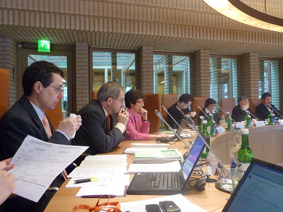 34th EEA Joint Parliamentary Committee in Vaduz, 29-30 March