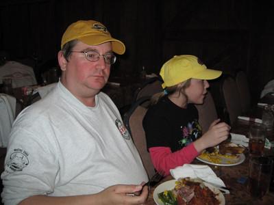 Moonshine '09 Richards Farm Restaurant (Dinner Friday)