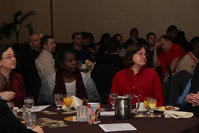 UW Leadership Breakfast 2014
