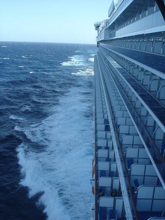 Day 9 - at sea