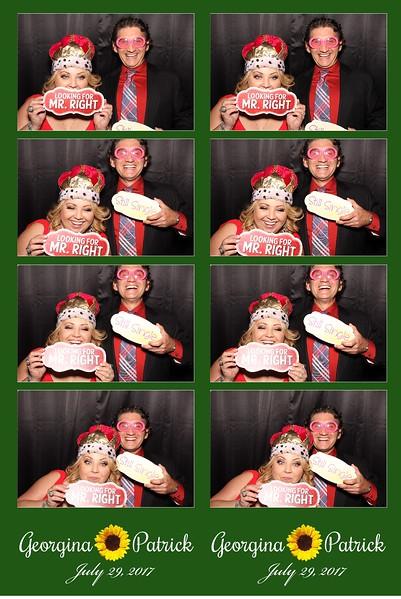 Georgina & Patrick's Wedding (07/29/17)