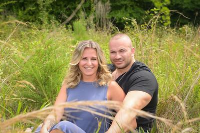 Dana Engagement Portraits