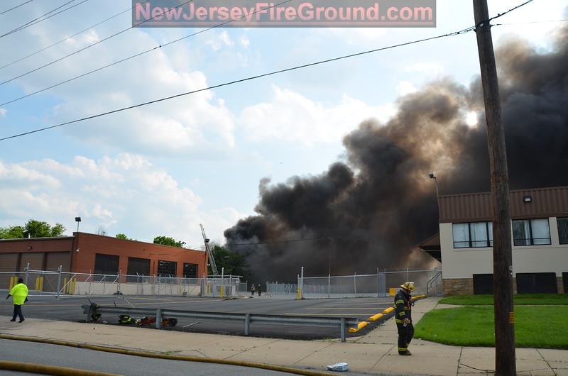 5-25-2011(Philadelphia PA) 3150 Orthodox St.-3rd Alarm Scrap Yard