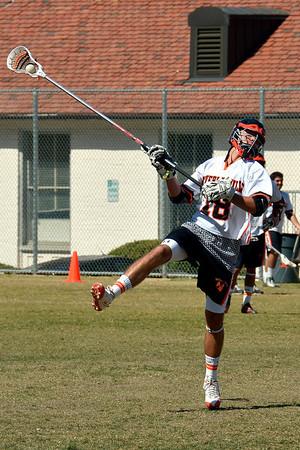 BHHS vs Palos Verdes HS  Lacrosse 4/30/11