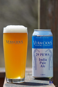 12% Beer Project Can Release at Veracious Brewing