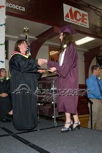 Charlevoix HS Graduation 09