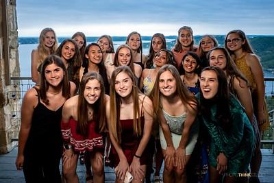McCallum Varsity Soccer Banquet 2019