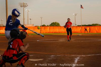 Varsity Softball v West Potomac 5/8/18