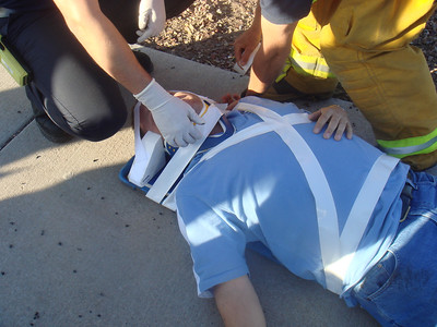 April 24, 2007 Accident