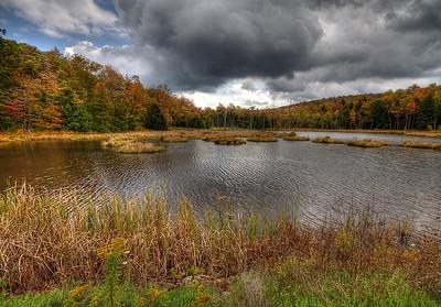 Maryland - Big Piney Reservoir, Frostburg Md