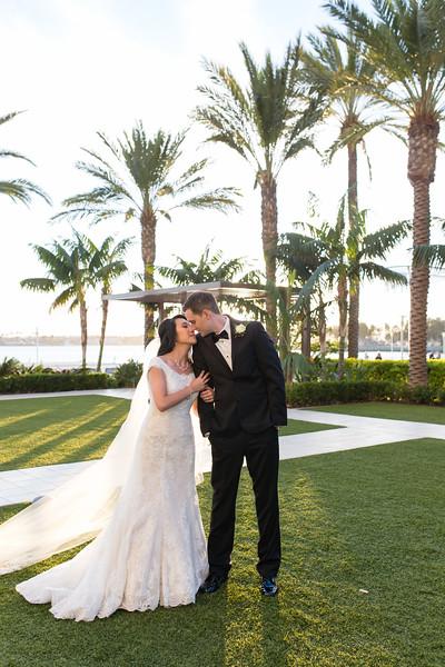Crystal & Scott's Wedding portraits